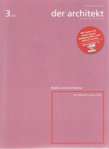 der_architekt_cover